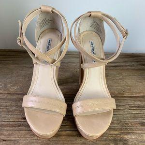 4a76879cac9 Windsor Smith Mariah Nude Platform Heels